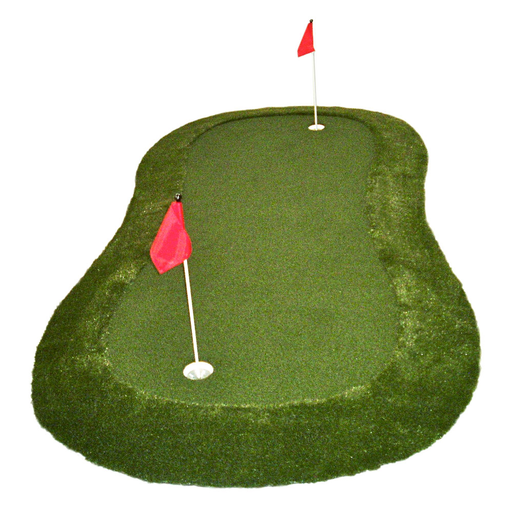 Dave Pelz GreenMaker: Do-It-Yourself Putting Green in San Diego, CA